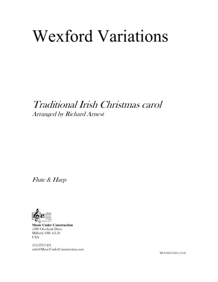 Wexford Variations
