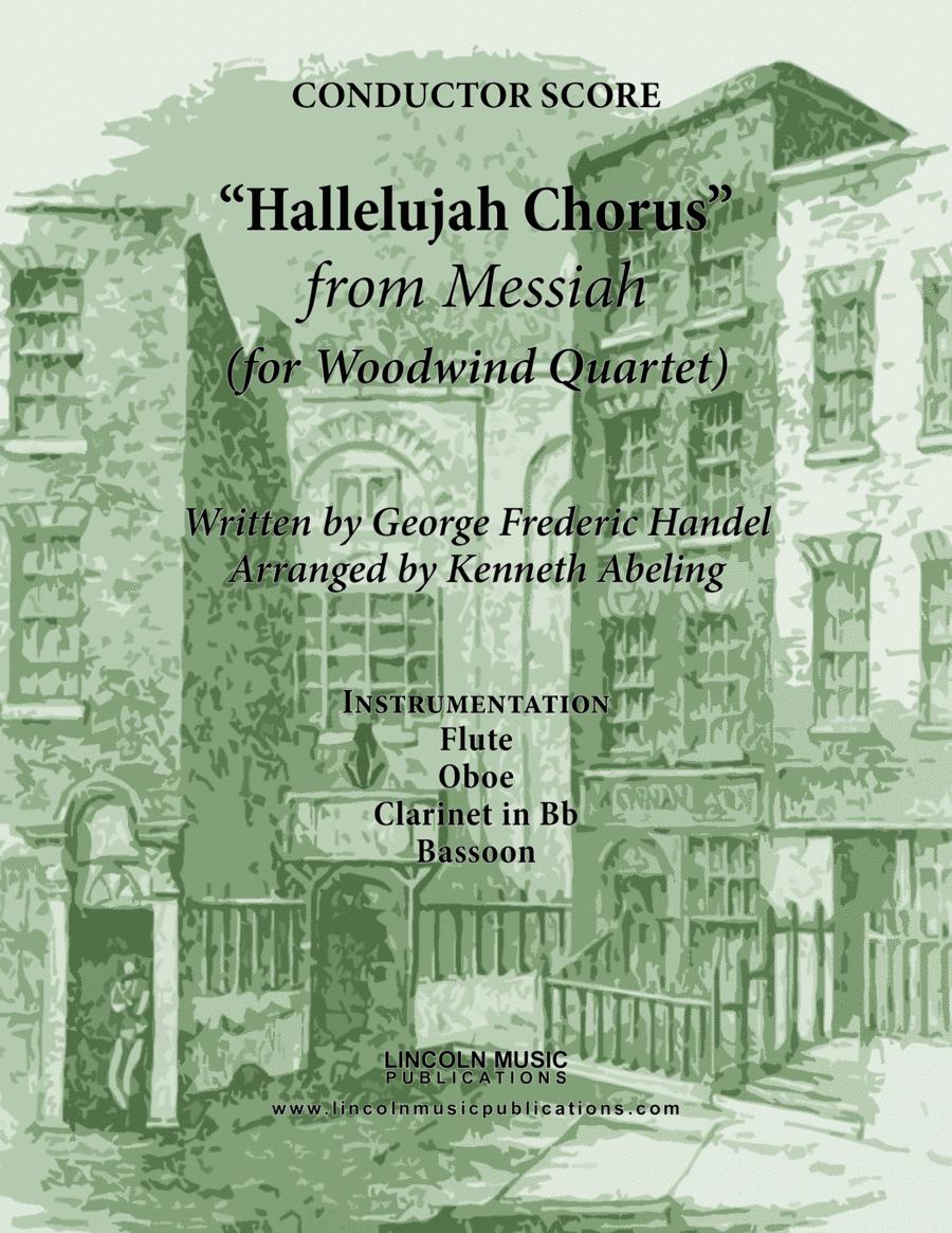 Handel - Hallelujah Chorus from Messiah (for Woodwind Quartet)