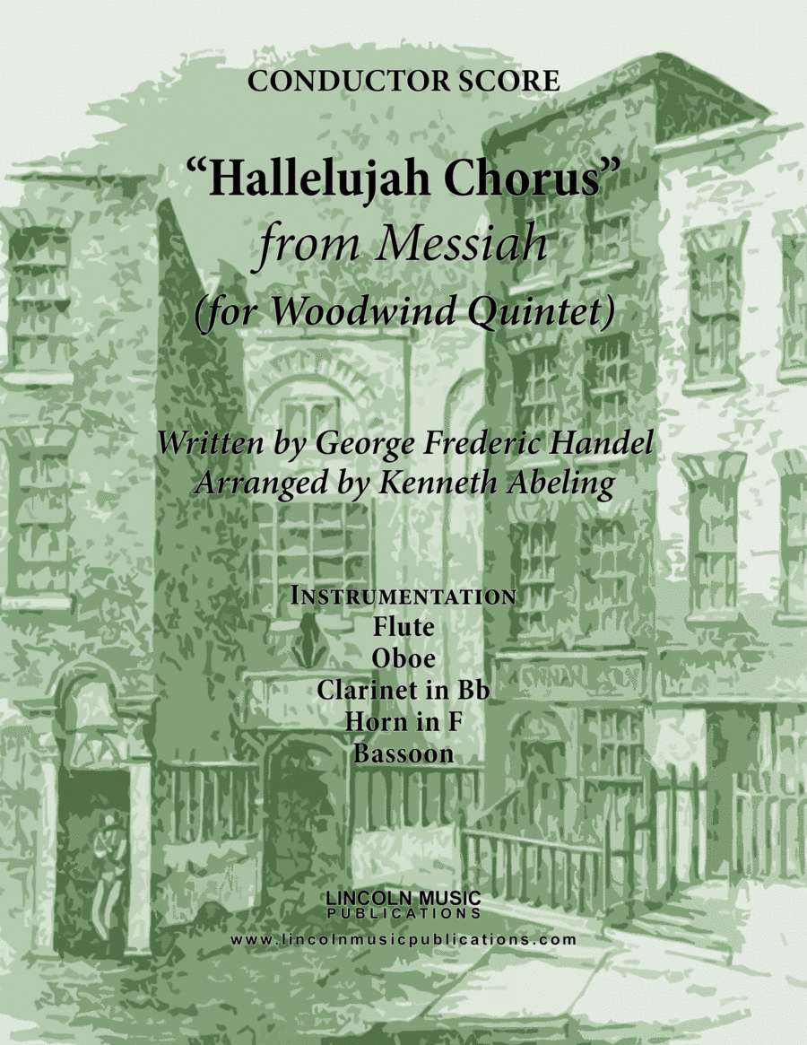 Handel - Hallelujah Chorus from Messiah (for Woodwind Quintet)