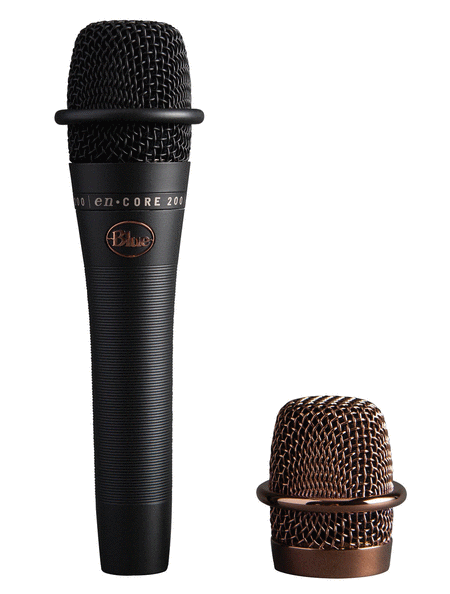 enCORE 200 Black Grill Dynamic Mic