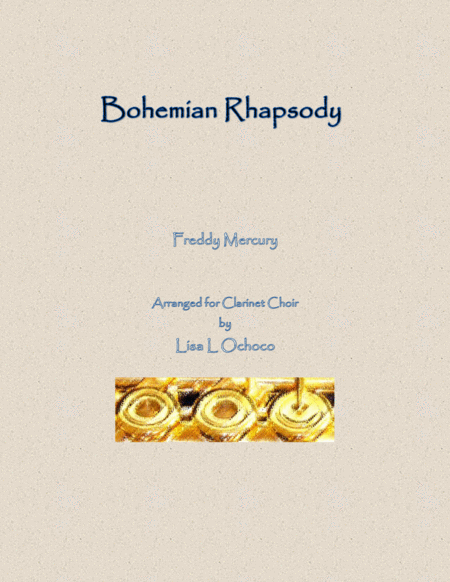 Bohemian Rhapsody for Clarinet Choir