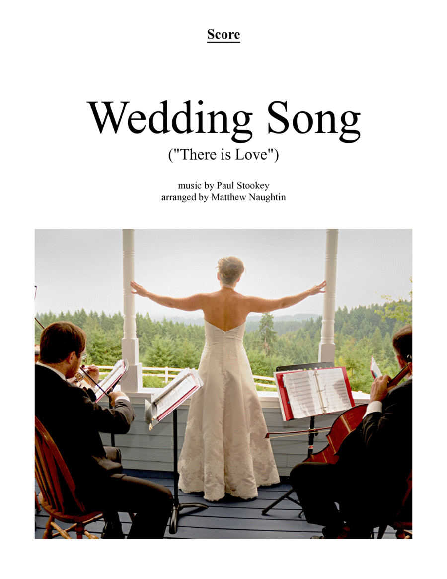 Wedding Song (There Is Love)