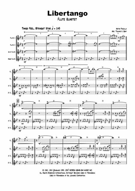 Astor Piazzolla Libertango Guitar Pdf Pic - centerpast