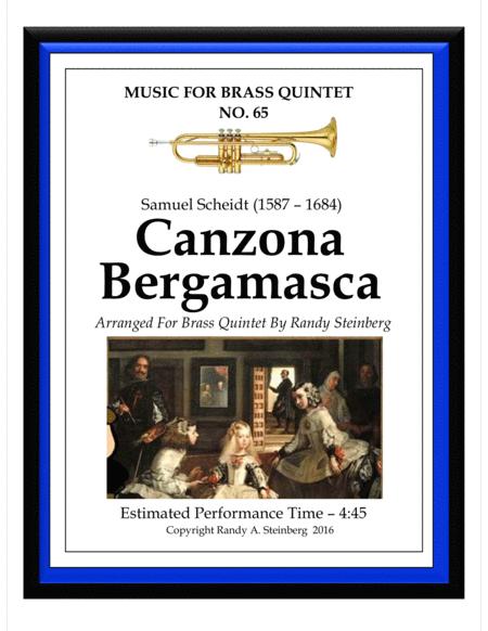 Canzona Bergamasca - Samuel Scheidt