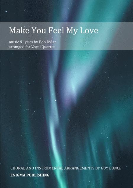 Make You Feel My Love