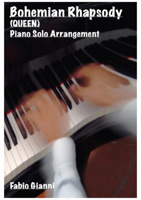 Bohemian Rhapsody (piano solo)