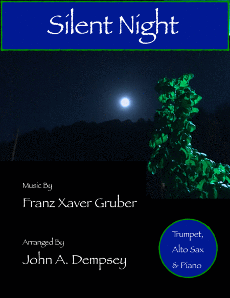 Silent Night (Trio for Trumpet, Alto Sax and Piano)