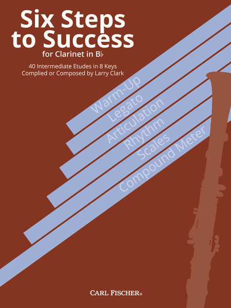 Six Steps to Success for Clarinet