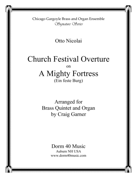 Church Festival Overture on