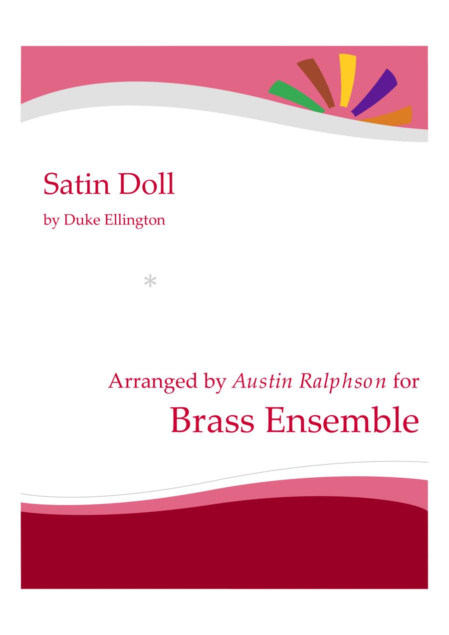 Satin Doll - brass ensemble
