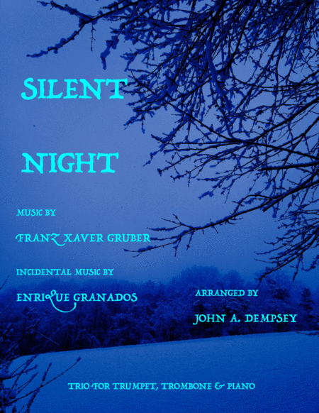 Silent Night (Trio for Trumpet, Trombone and Piano)