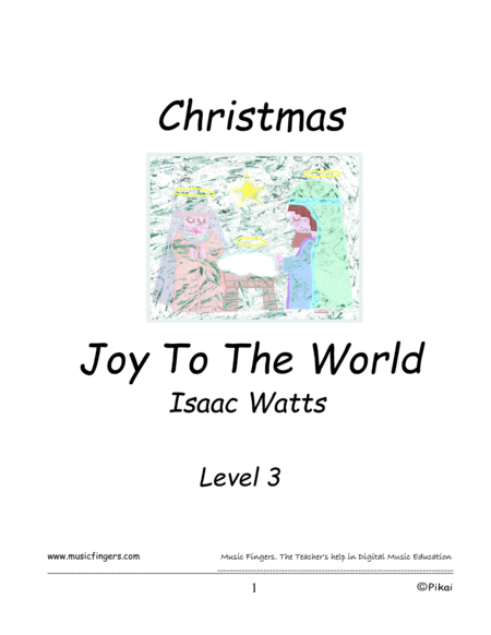 Joy to the World. Lev. 3