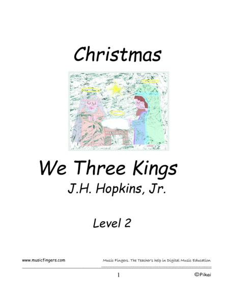 We Three Kings. Lev. 2
