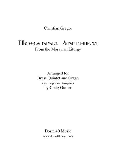 Hosanna Anthem