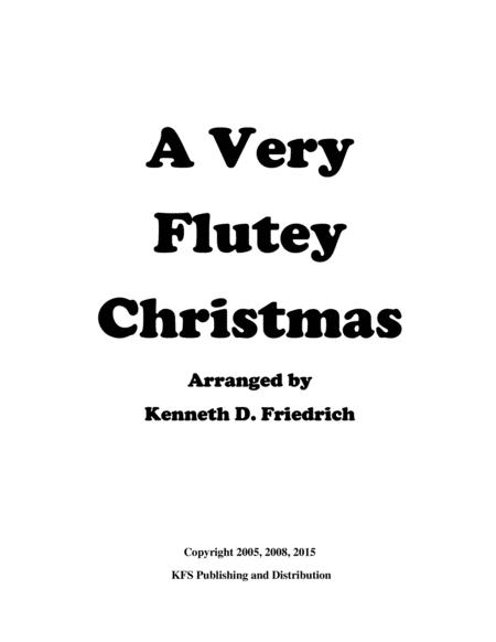 A Very Flutey Christmas