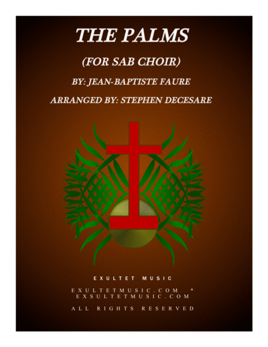 The Palms (for SAB choir)