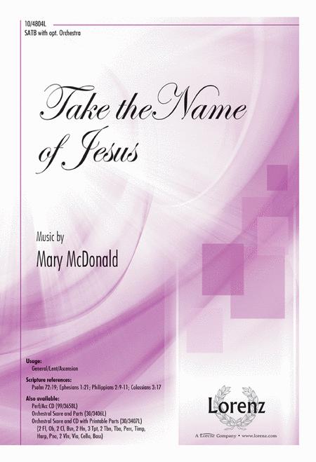 Take the Name of Jesus