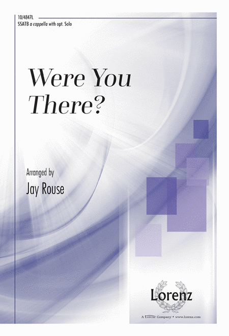 Were You There?