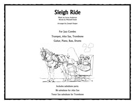 Sleigh Ride (Jazz Combo)
