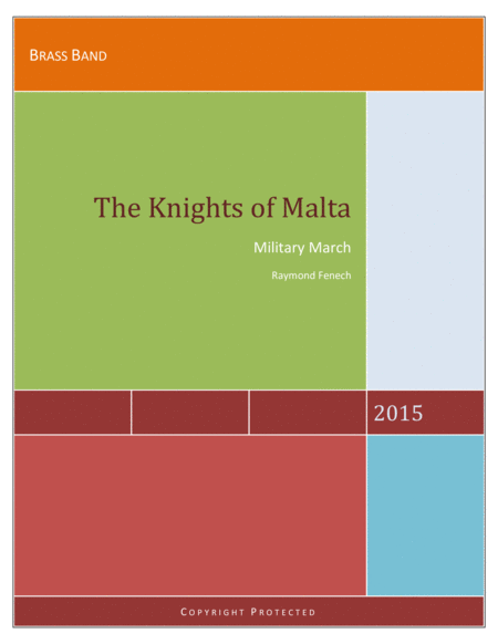 The Knights of Malta (Military March - Brass Band)