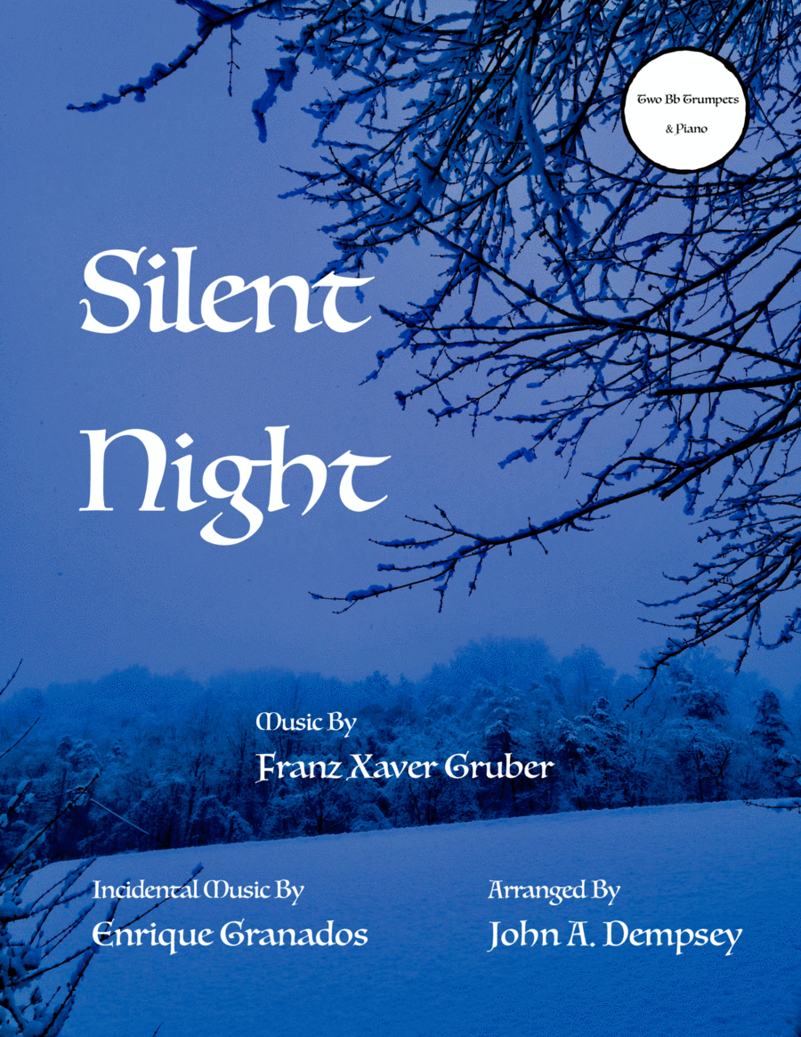 Silent Night (Trio for Two Trumpets and Piano)