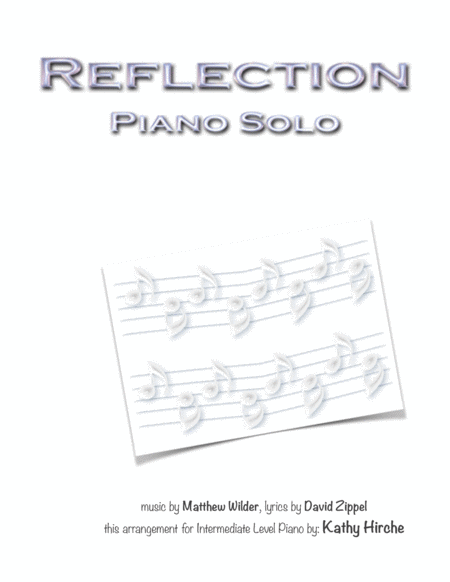 Reflection - Piano Solo