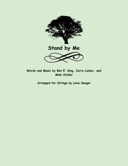 Stand By Me (string trio)