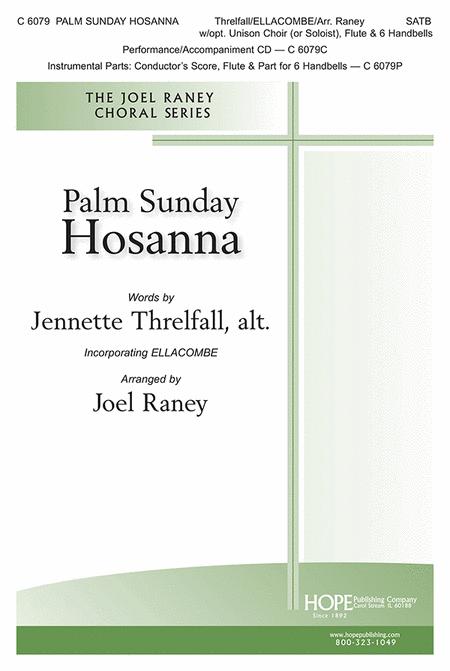 Palm Sunday Hosanna