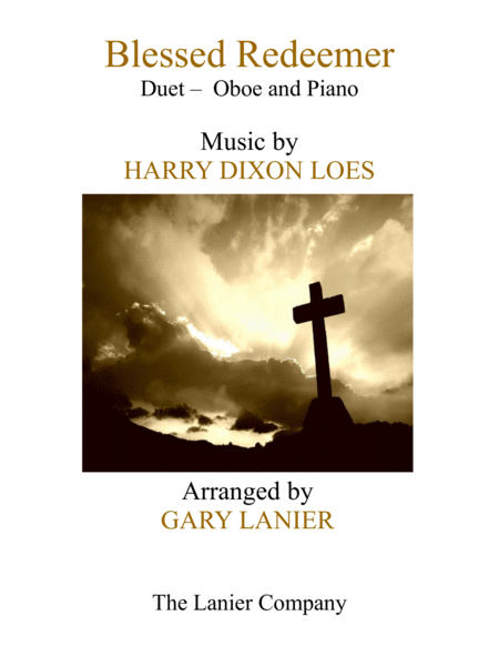 BLESSED REDEEMER(Duet – Oboe & Piano with Score/Part)