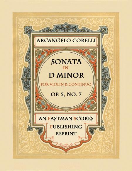 Sonata, Op.5, No. 7