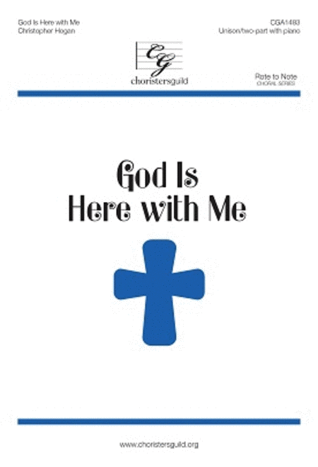 God Is Here with Me