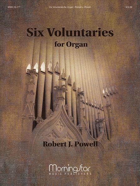 Six Voluntaries for Organ