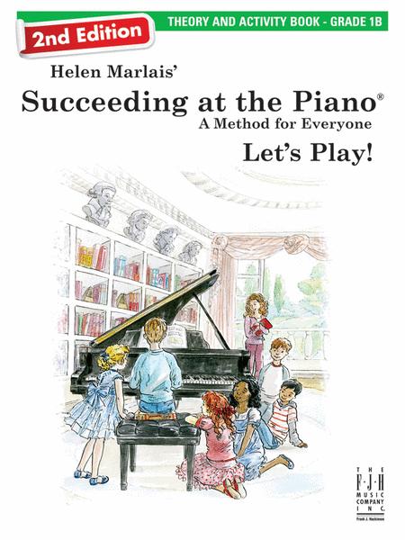 Succeeding at the Piano, Theory & Activity Book 1B