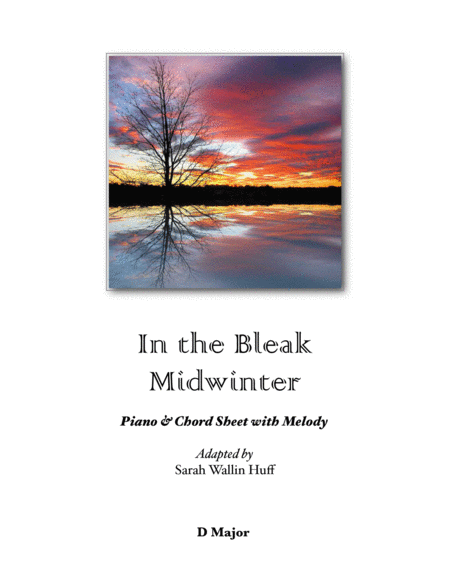 In the Bleak Midwinter (D Major)