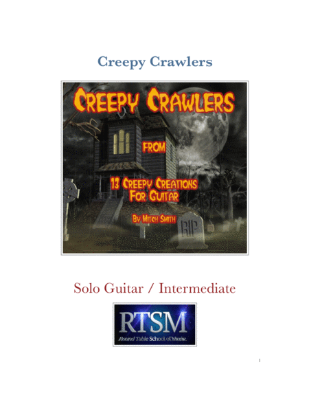 Creepy Crawlers from