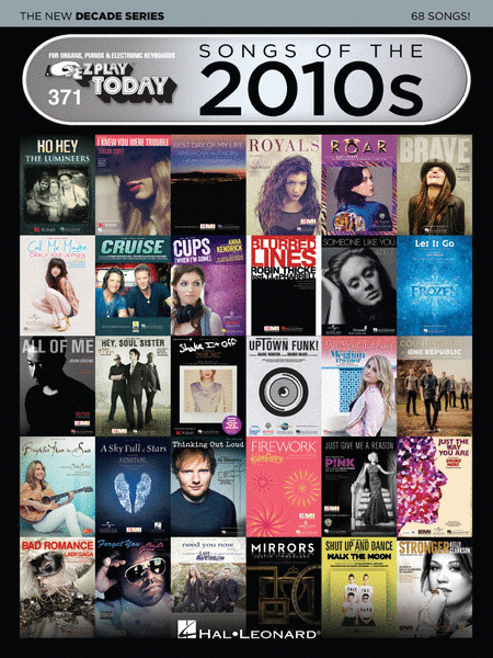 Songs of the 2010s - The New Decade Series