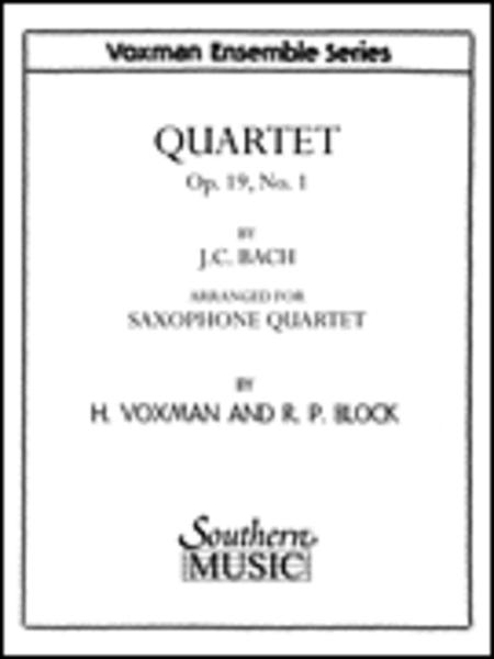 Quartet, Op. 19 No. 1