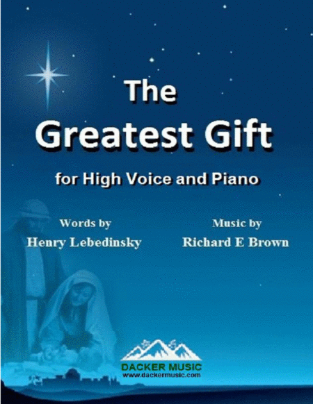 The Greatest Gift - Solo