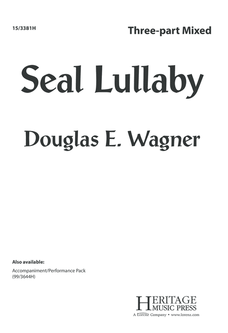 Seal Lullaby