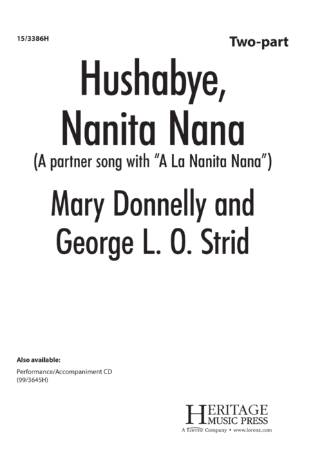 Hushabye, Nanita Nana