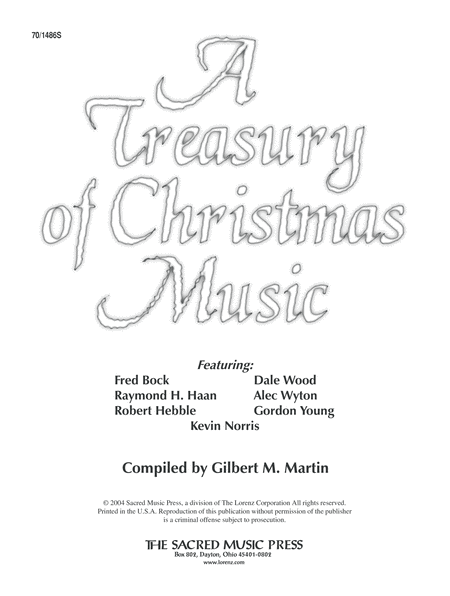 A Treasury of Christmas Music for Organ