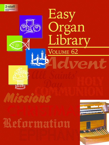 Easy Organ Library, Vol. 62