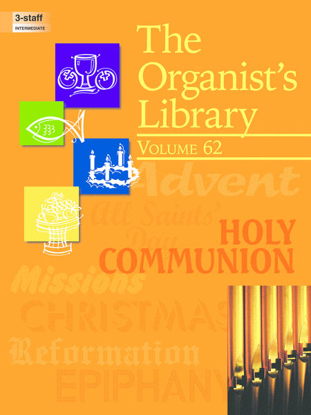 The Organist's Library, Vol. 62