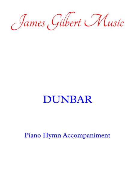 DUNBAR (I'll Live For Him)