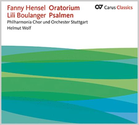 Orat./Boulanger:Psalm (Carus Classics)