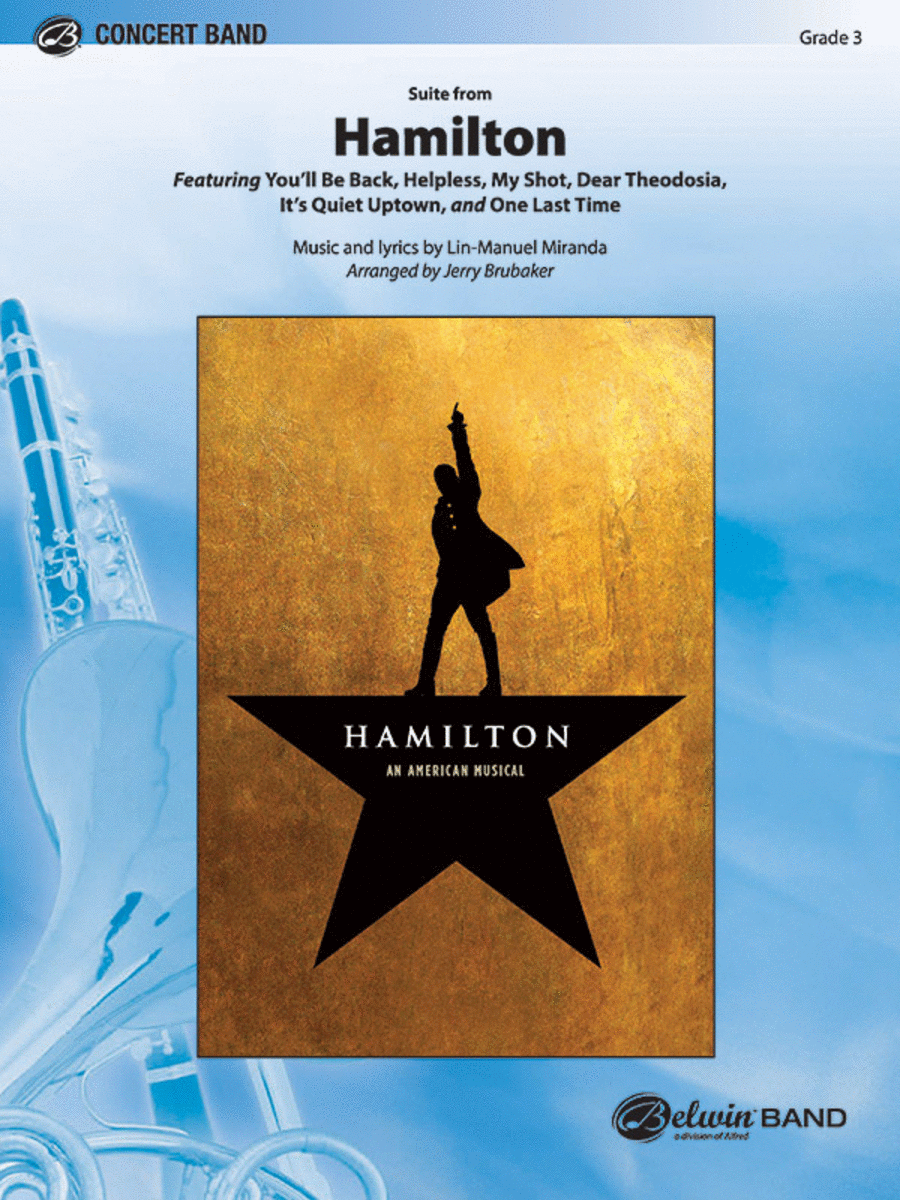 Hamilton, Suite from the Broadway Musical