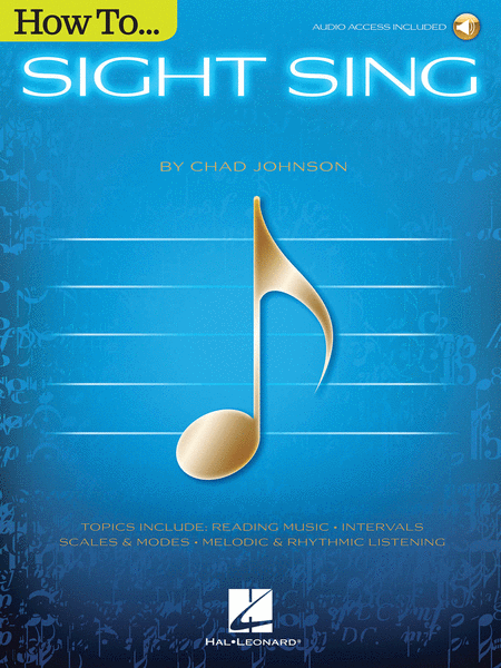 How to Sight Sing