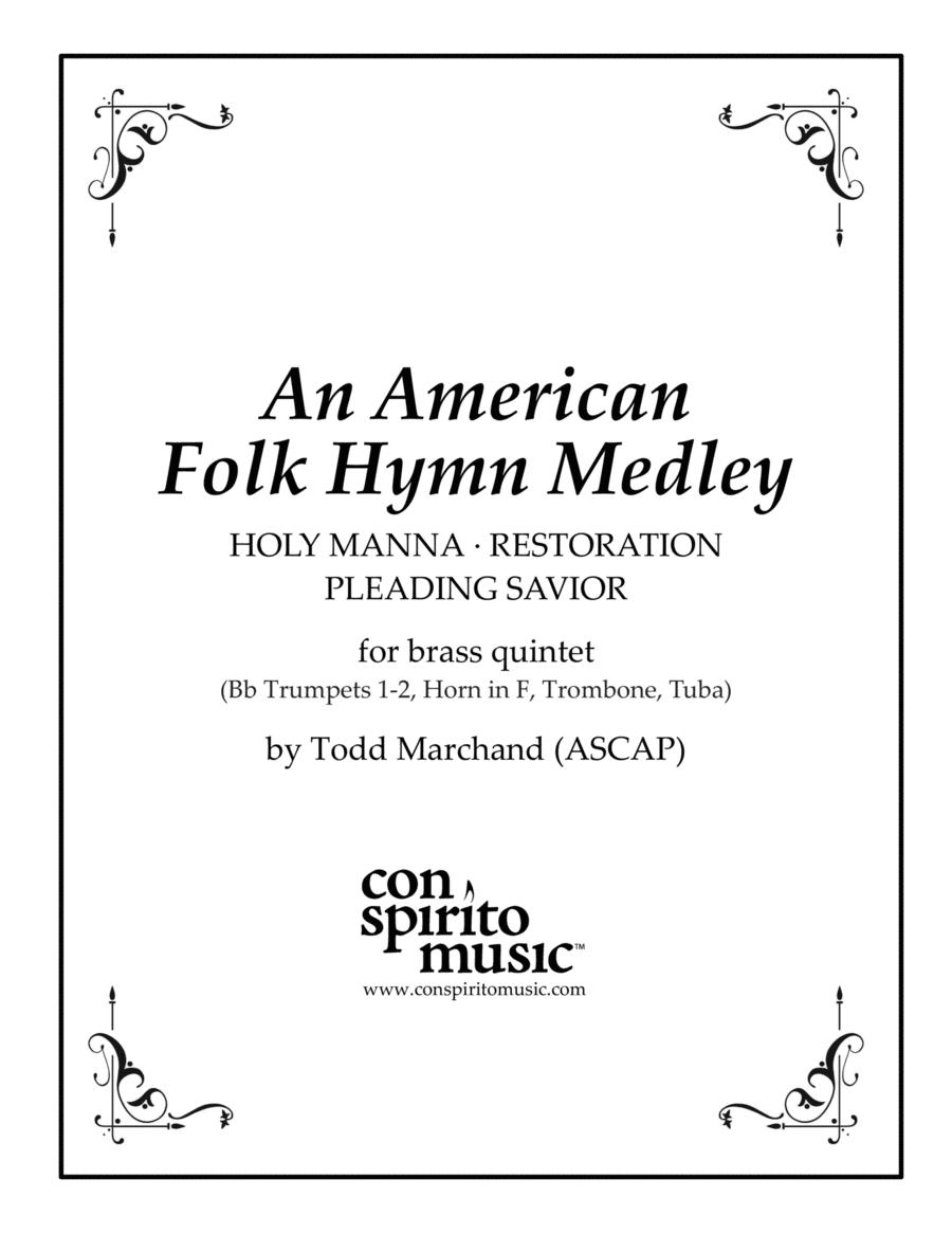 An American Folk Hymn Medley