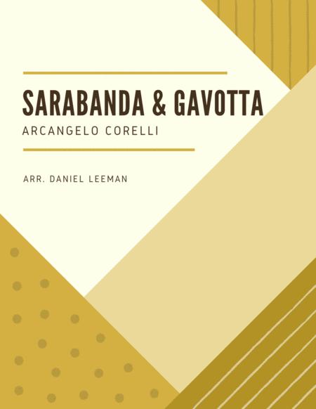 Sarabanda and Gavotta for Double Bass & Piano