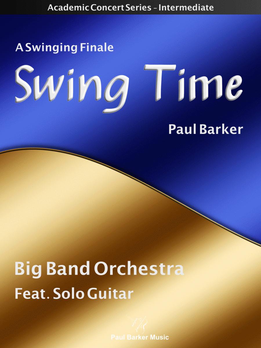 Swing-A-Tude (Score & Parts)